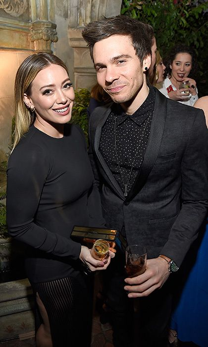 "Hilary Duff and Matthew Koma  In April 2017 E! News revealed that Hilary Duff ended her three-month relationship with musician Matthew Koma. A source told the publication that the split was down to ""busy schedules"" and claims that Matthew is very much ""single"" as he continues with his tour.   Earlier this year, Hilary told Cosmopolitan that was not ""desperate"" to find a boyfriend following her divorce from ex-husband Mike Comrie, with whom she shares 5-year-old son Luca. She explained: ""I've…"