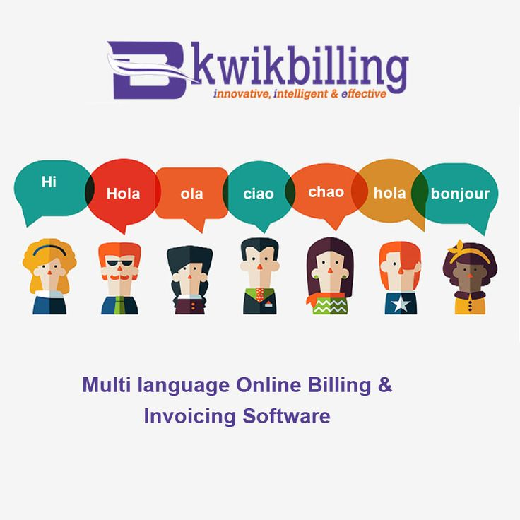 KwikBilling - Multi language Online Billing & #Invoicing Software - Coming Soon