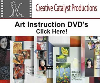 Creative Catalyst Art Instruction DVD's