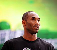 Kobe Bryant, basketball player