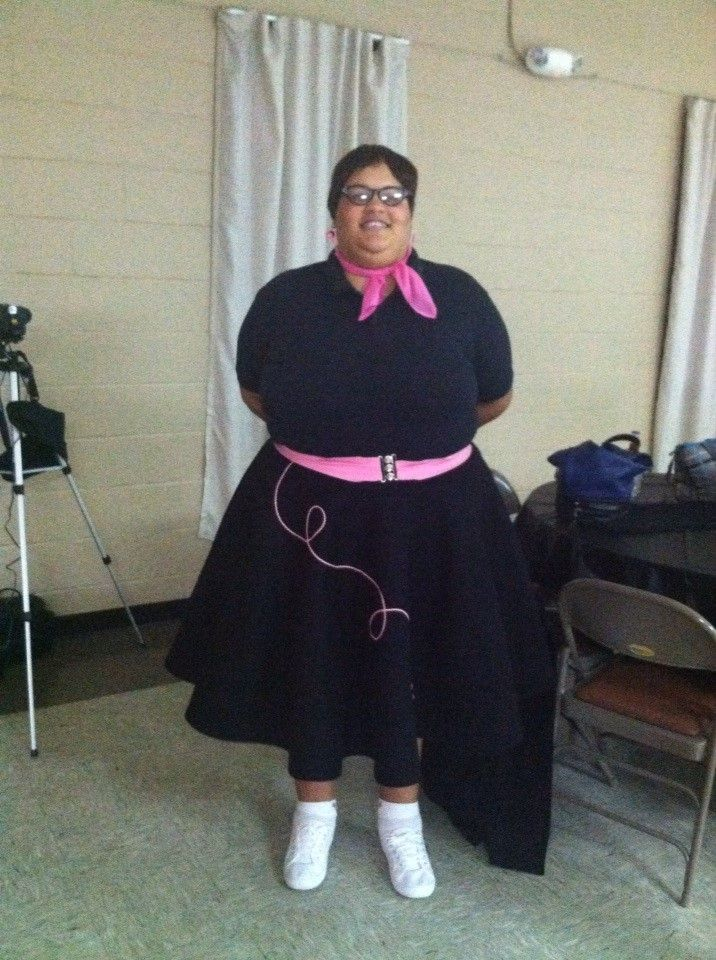plus size halloween costume review this halloween bree is going as a 50s bobby soxer and she has a great recommendation for any fat women who are - Halloween Costume For Fat People