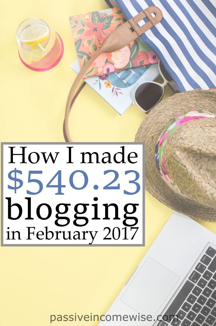 Do you want to start making money blogging? Here's exactly how this blogger earned $540.23 in just one month blogging!