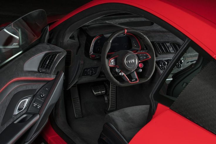 Awesome Audi 2017: ABT Refined the new Audi R8 and brought it to Geneva!...  germany cars Check more at http://carsboard.pro/2017/2017/04/26/audi-2017-abt-refined-the-new-audi-r8-and-brought-it-to-geneva-germany-cars/