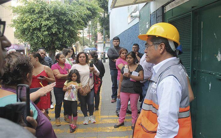Escuelas de Tlalpan Benito Juárez y Cuauhtémoc reanudan actividades mañana - Noticias Vespertinas (Comunicado de prensa)