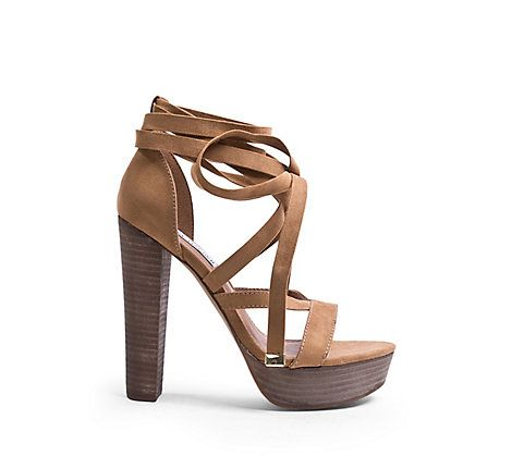 LACEY: STEVE MADDEN