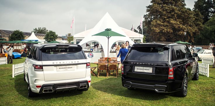 Overfinch at Salon Prive