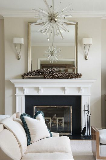 1000 Ideas About Fireplace Mirror On Pinterest Modern Floor Mirrors Mirrors And Mantle Mirror