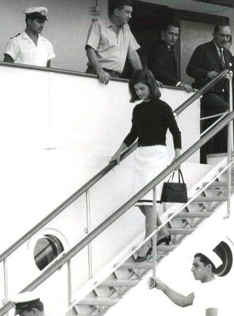 Jacqueline Kennedy Onassis - Page 49 - the Fashion Spot