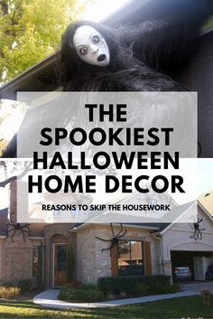creepy halloween decor - Halloween Home Ideas