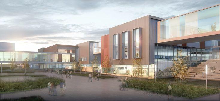 DLR Group: Joplin High School - CGA Architects