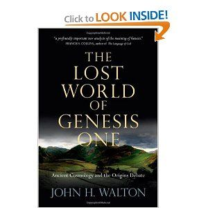Book Review: The Lost World of Genesis One: Ancient Cosmology and the Origins Debate by John Walton - important perspective on Genesis and Creation - Currently on sale for $2.99.  The main point of the book is that Genesis 1 is not about material creation of the earth, but functional creation of the earth as God's temple.