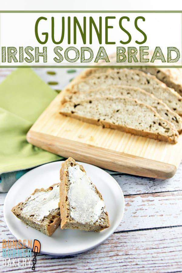 Guinness Irish Soda Bread Recipe In 2020 Soda Bread Irish Soda Bread Irish Soda