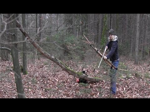 Building a Survivalbow and Arrow - YouTube