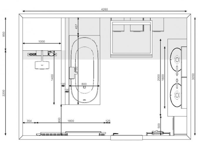 51 best images about 3d ontwerpen badkamers on pinterest for Badkamer ontwerp maken
