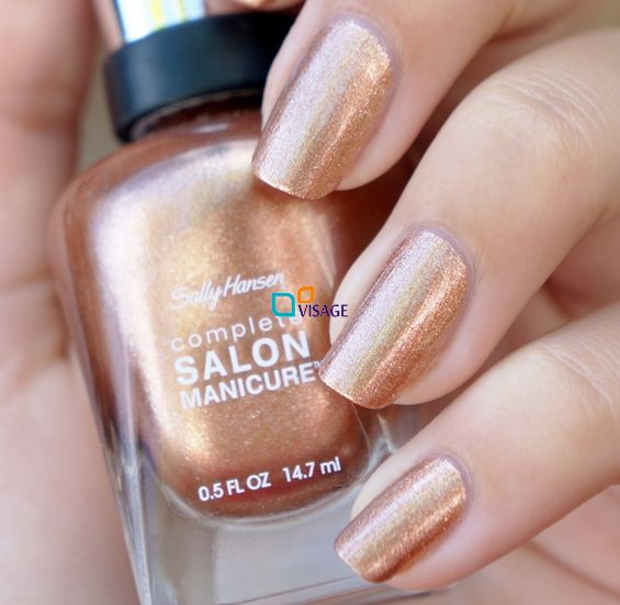 Sally Hansen Complete Salon Manicure: You Glow Girl!