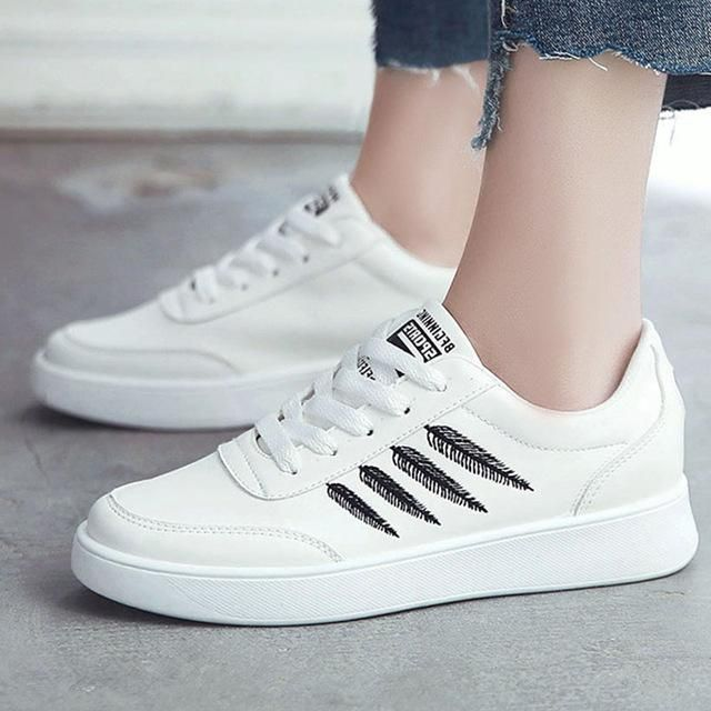 Sewing shallow sneakers | Casual shoes