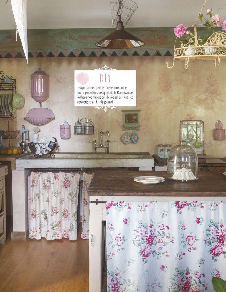 Country Vintage Kitchen Crockery
