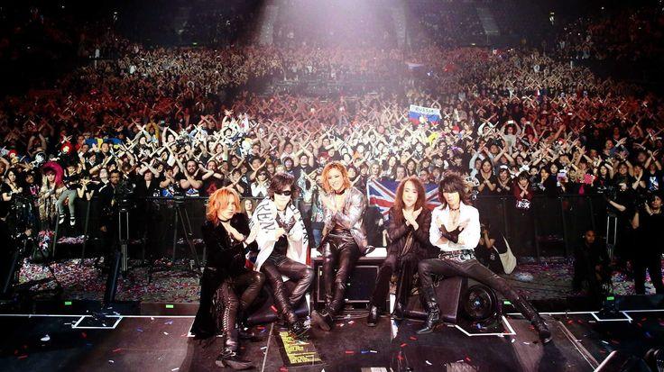 X JAPAN 英米殿堂W制覇、ウェンブリー初公演でMSG公演に続いた  デイリースポーツ #XJAPAN