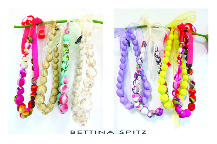 BETTINA SPITZ - Collares bolas