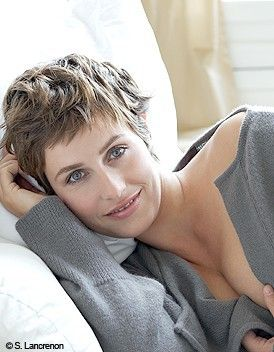 Cecile De France (1975) - Belgian actress. After achieving success in french cinema hits, she gained international attention for her lead role in Haute Tension (2003) and Hereafter (2010)