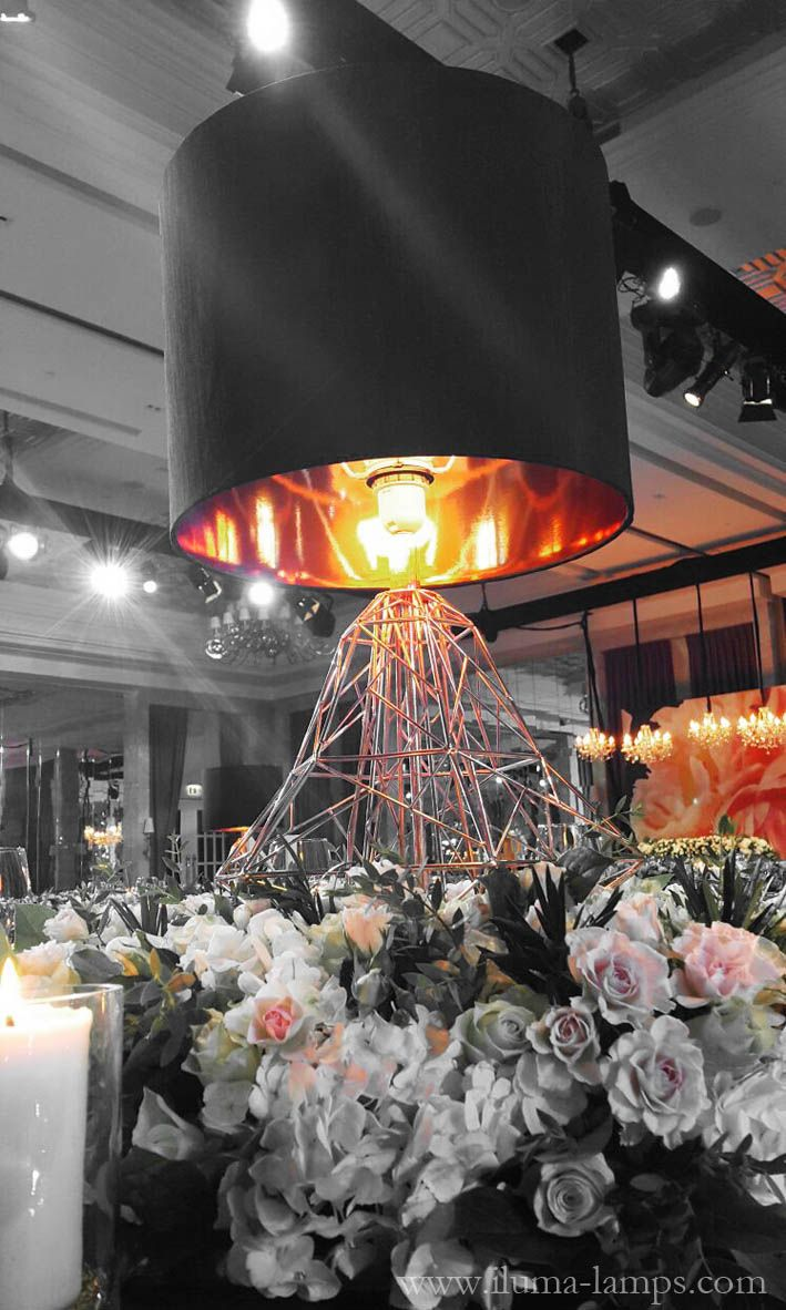 12 best weddings images on pinterest dubai cordless table lamps the motat our black and geometric table lamp on a dubai wedding at the waldorf geotapseo Gallery