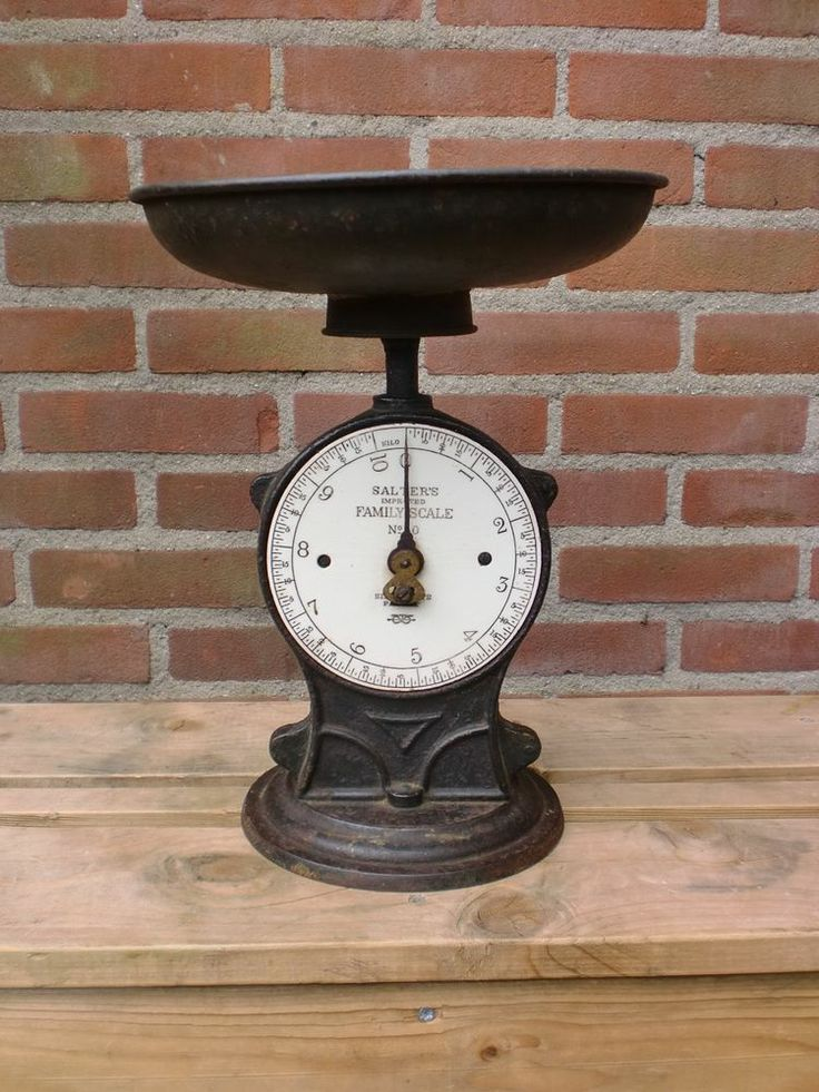 Vintage Salter S No 50 Family Scale Vintage And Families