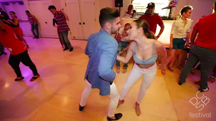 Luis and Andrea (Spain) Bachata - DCSB Fest - YouTube