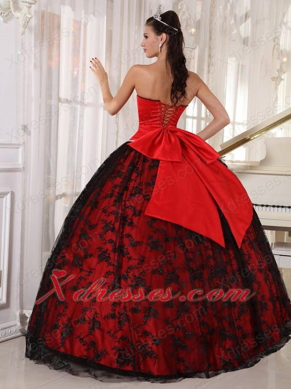 1000  ideas about Red Ball Gowns on Pinterest - Red gown dress ...