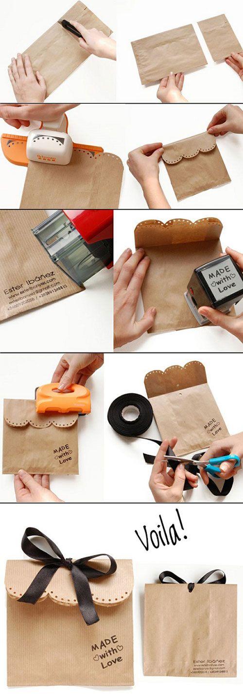 17 mejores ideas sobre cajas para tortas en pinterest - Envoltorios regalos originales ...