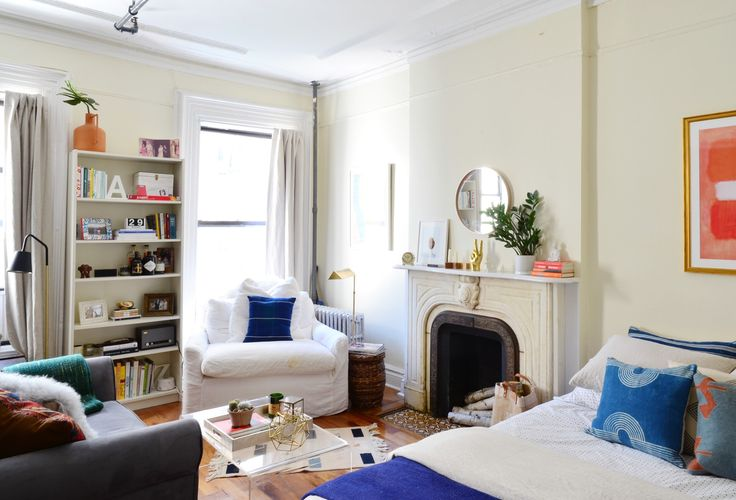 A Dreamy 400 Square Foot Fort Greene Studio Apartment — Video House Tour