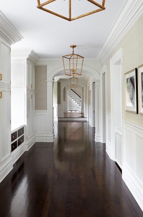 Hallway built ins