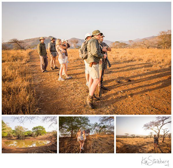 See the world as the animals see it by experiencing the real Africa on foot with Zululand Walking Safaris.