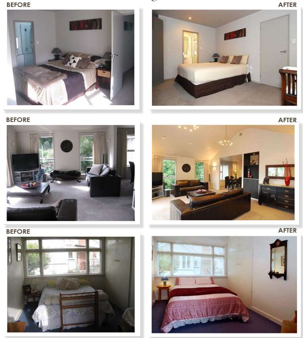 Staging A House | Real Estate Staging | Home Staging NZ