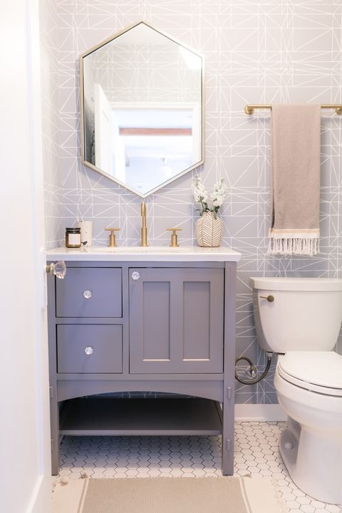 Before + After: A Spanish Style Home Is Reimagined In True L.A. Fashion.  Bathroom InspoBathroom InspirationBathroom ...