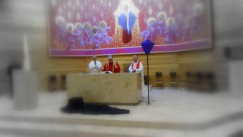 Celebración de la Pasión Nuevas fotos. Santuario Cenáculo de Bellavista