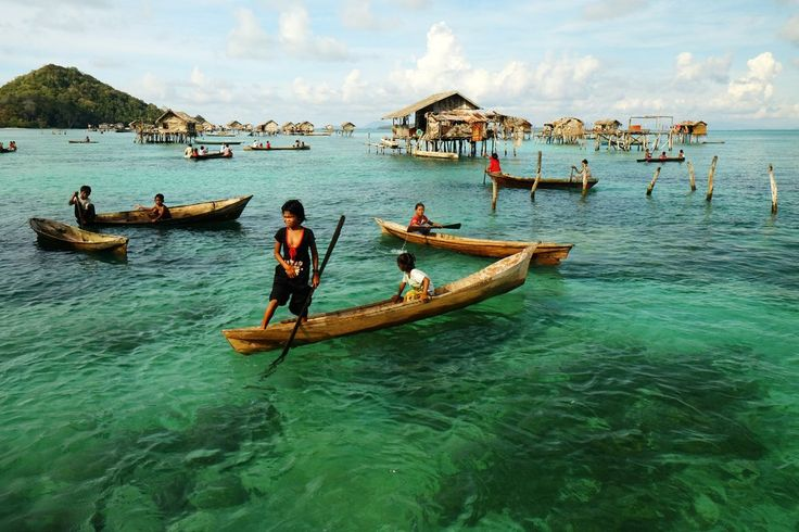 5 lecciones arquitectónicas de los Badjao, una comunidad nómada y marítima del siglo XXI
