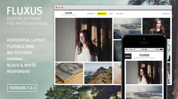Discount Deals Fluxus - Portfolio Theme for Photographersyou will get best price offer lowest prices or diccount coupone