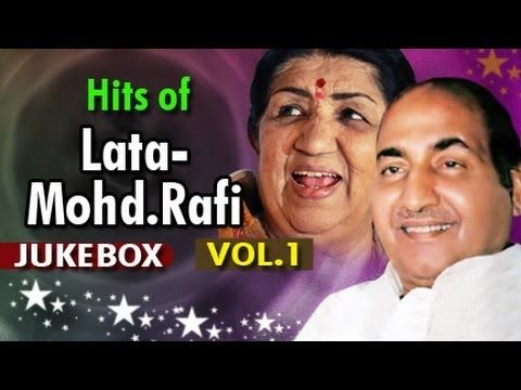 Get Here Superhit Duet Songs Of Lata Mangeshkar & Mohd.Rafi.