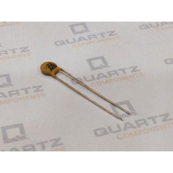 Ceramic Capacitors Are Low Cost And High Speed Switching Capacitors They Are Normally Used For Noise Filtering Tuning Couplin In 2020 Capacitors Ceramics High Speed