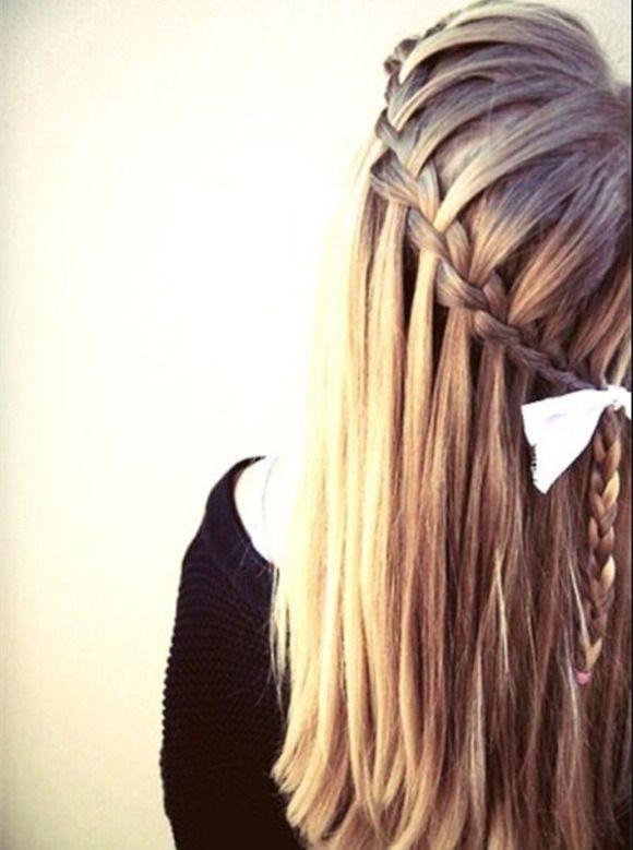 Peinados originales para adolescentes #teen #peinadosteen…
