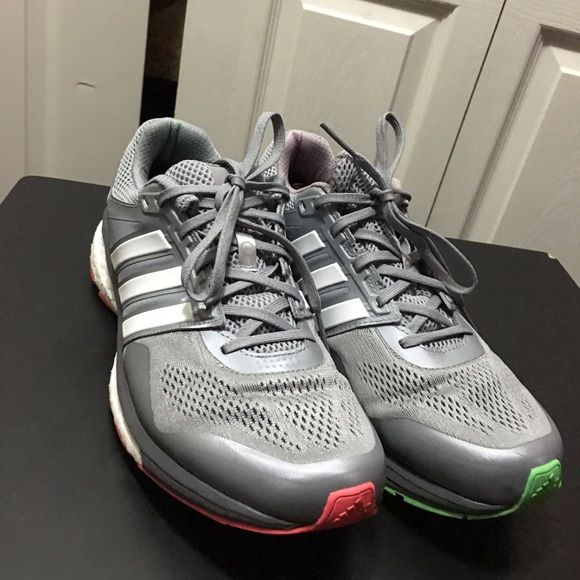 Adidas glide boost men's size 9.5 Adidas glide boost men's size 9.5 Nike Shoes Athletic Shoes