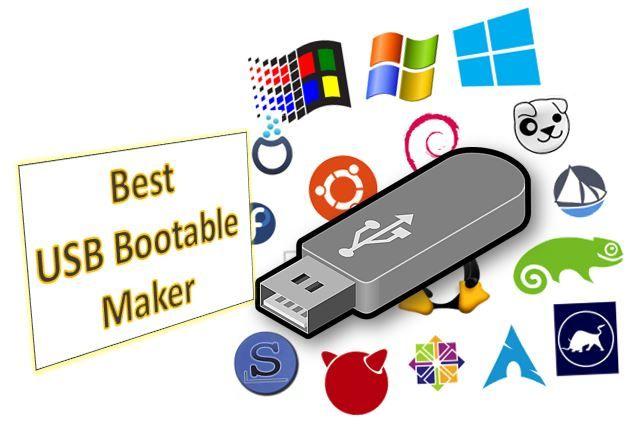 7 Best Etcher Alternatives For Linux Windows 10 8 7 Linux Windows 10 Usb