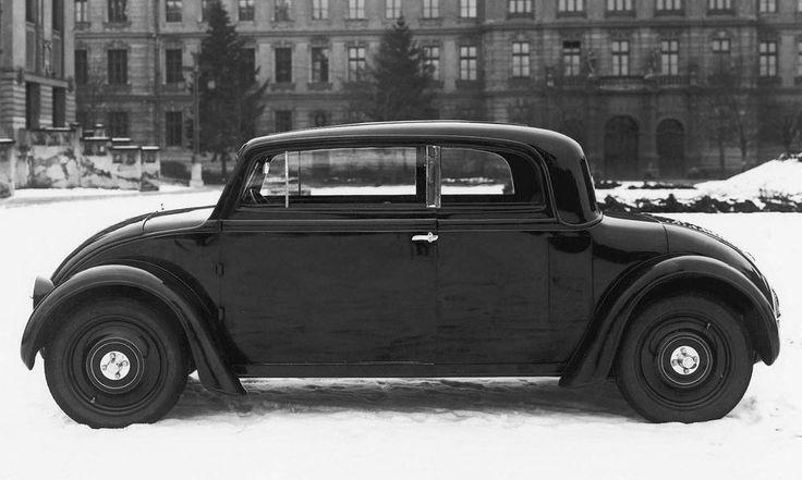 Skoda 932 Prototype, 1932