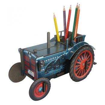 Werkhaus Shop - Stiftebox Traktor