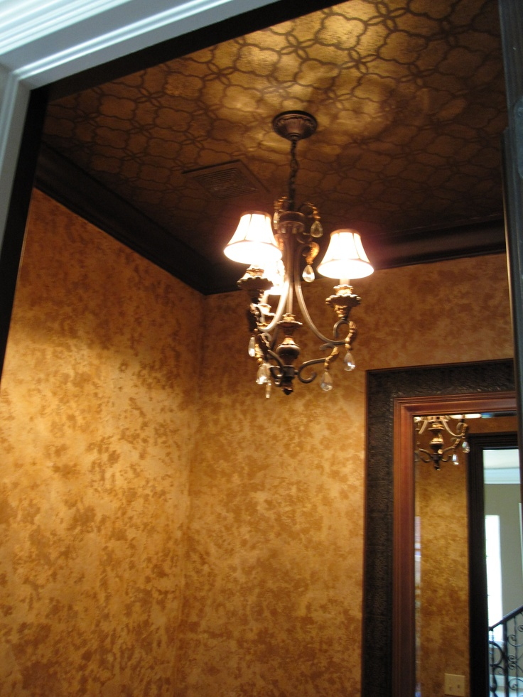 1000 images about metallic paint projects on pinterest for Best paint finish for ceilings