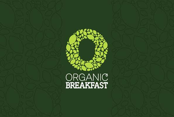 Organic Breakfast by Aaron Darcy, via Behance