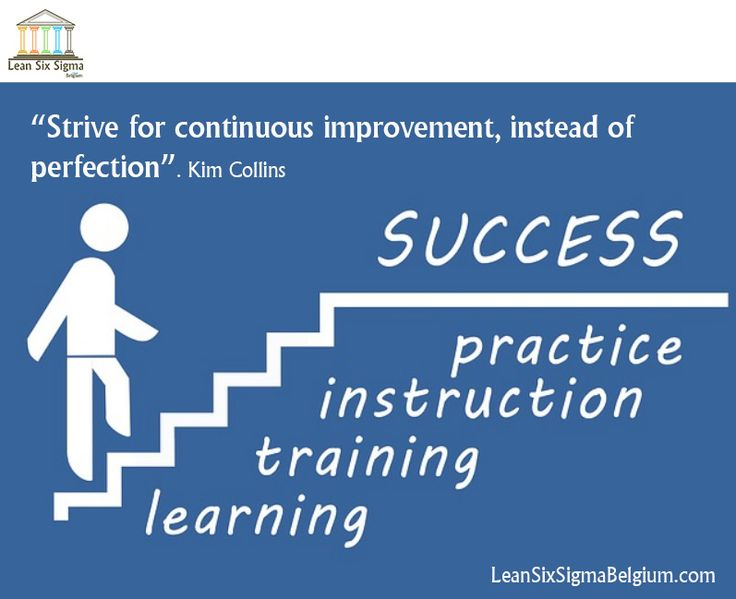 continuous improvement quotes