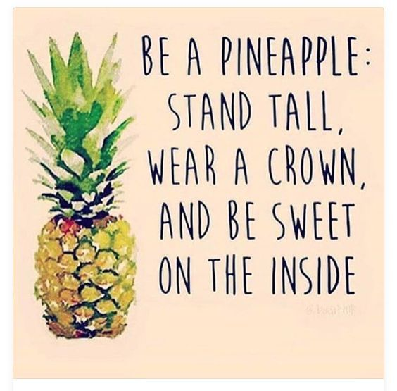 Cute Inspirational Quotes: The 25+ Best Pineapple Quotes Ideas On Pinterest