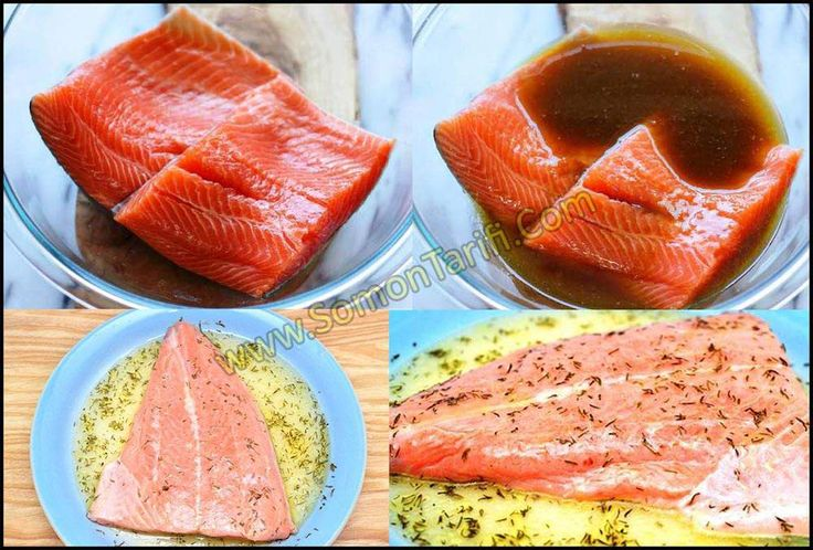 Somon Balığı Nasıl Marine Edilir?