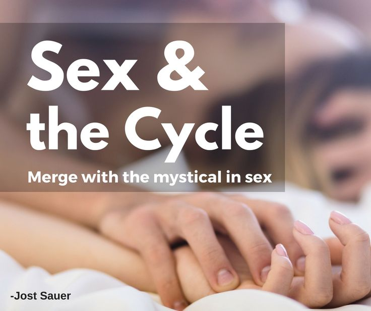 Following the Chi Cycle Lifestyle can have some major benefits to your Love Life